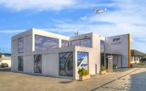La sede central de European Flyers se encuentra en Madrid-Cuatro Vientos.