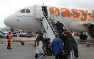 Easyjet no concibe que el transporte aéreo se vea afectado por la salida del Reino Unido de la Unión Europea.