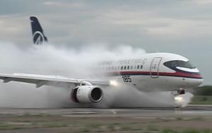 El Superjet 100 objeto de la atención de la EASA..