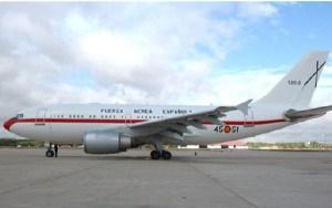 Airbus se encargará de los A310.