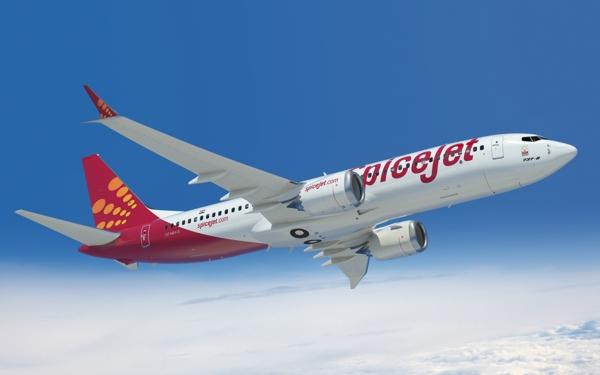 La flota de SpiceJet ya dispone en la actualidad de aviones fabricados por Boeing.