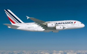 Air France dispone de diez A380 en su flota.