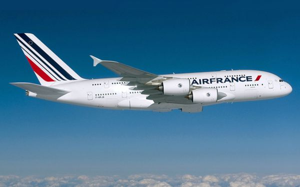Air France dispone de diez A380 en su flota.
