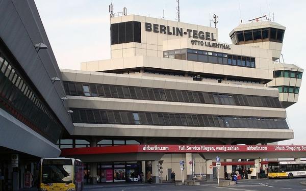 Berlin-Tegel es uno de los aeropuertos afectados.