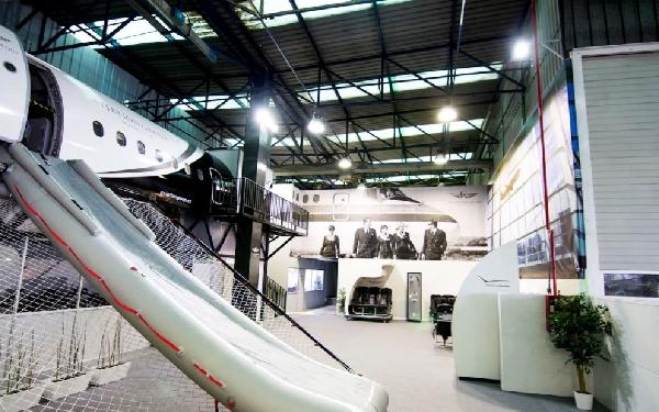Aviation Group dispone de excelentes instalaciones para la formación de TCPs.