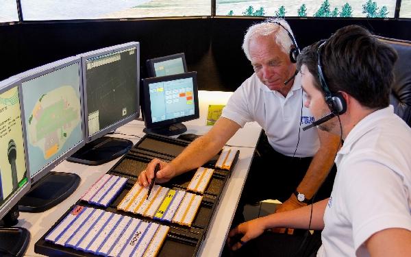 FTEJerez dispone de una potente división dedicada a la formación ATC.