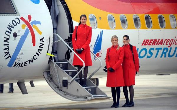 Air Nostrum sigue itinerando en busca de Tripulantes de Cabina.