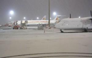 Los rigores invernales y cómo combatirlos preocupa a Emirates.