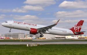El nuevo avión en el momento de partir de Hamburgo hacia su nuevo destino.