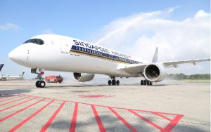A350-9 Singapore