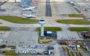 El segundo aeropuerto de Londres ha establecido un récord difícil de superar.