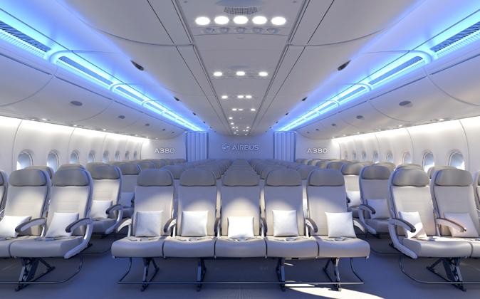 Airbus cabina desmontable