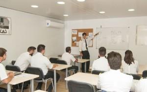 Los alumnos se forman con profesorado de alto nivel.