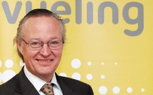 Josep Piqué, en su época de presidente de Vueling.