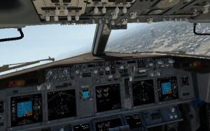 X-Plane 11 Cockpit