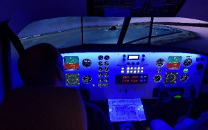 La Simuteca dispone de varios simuladores de diversas categorías.