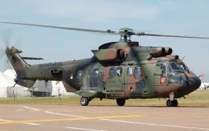 El Cougar es un helicóptero ampliamente utlilizado por ejércitos de todo el mundo.