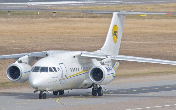 """El An-148 pasará a la historia como el """"avión de la discordia"""" ruso-ucraniana."""
