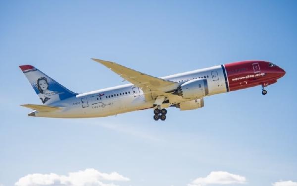 Norwegian es una de las aerolíneas que ha puesto pie en Argentina.