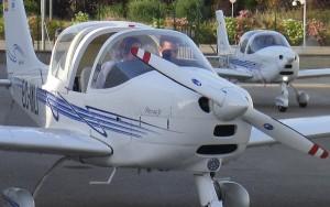 Los aspirantes pudieron efectuar vuelos de acomodación de modo gratuito.