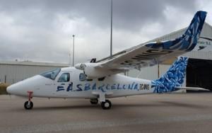 """EAS dispone de una moderna flota equipada """"glass cockpit""""."""