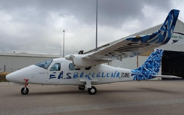 """EAS dispone de una moderna flota equipada """"glass cockpit"""""""