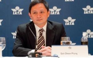Goh Choon Phong forma parte del Consejo de Gobierno de la IATA desde 2009.