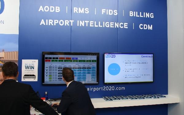 El internet de las Coas permitirá una gestión aeroportuaria más eficiente.