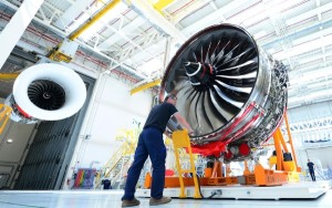 Rolls Royce confía en poder entregar un motor diario en los momentos de mayor demanda.