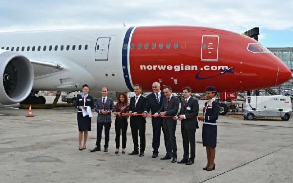 Norwegian se sitúa ligeramente por detrás de su competidora Level.