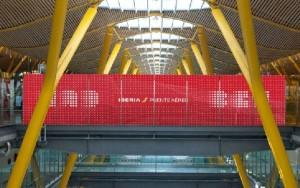 El nuevo Puente Aéreo ha renovado su imagen en tierra.
