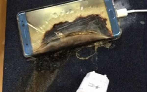 En determionadas circunstancias, las baterías de los teléfonos móviles pueden entrar en combustión espontánea.