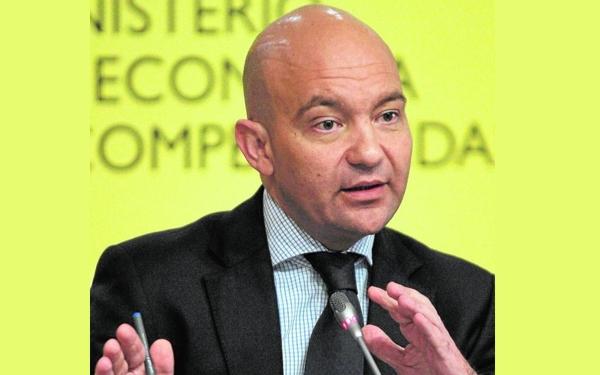 García-Legaz es técnico comercial y economista del Estado.