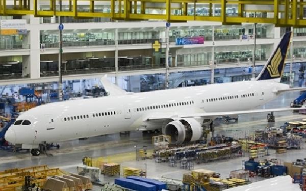 El avión entrará en breve en la fase previa a la entrega.