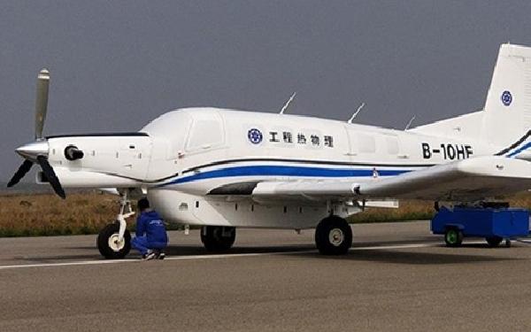 El diseño del AT200 se sustenta sobre la estructura de un turboprop convencional.