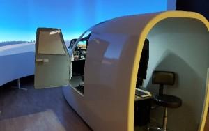 El simulador utilizado en la fase MEP/IR corresponde con el P2006T, avión utilizado en esa misma fase.