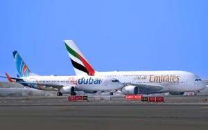 Emirates y Flydubai