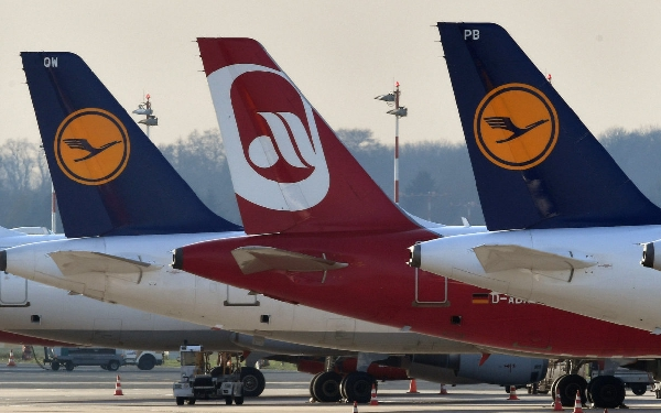 Lufthansa se llevó la mayor parte de Air Berlin.