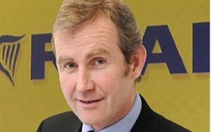 Hickey es la primera victima del descalabro en Ryanair.