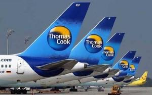Thomas Cook quiere ampliar su negocio aéreo