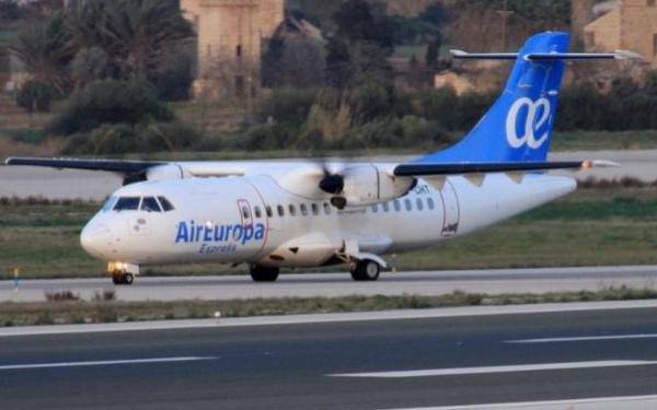 Los nuevos pilotos se incorporarán a la flota de ATR de Air Europa Express.