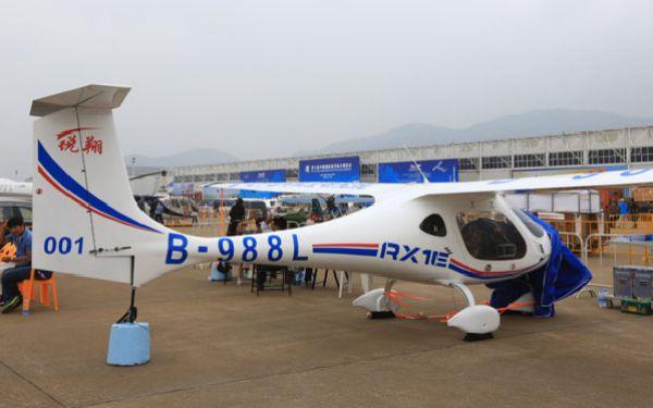 El aparato puede convertirse en un excelente y sostenible avión de escuela.