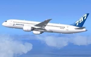 El nuevo avión de Boeing se espera para 2024.