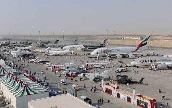 Airbus gano la partida a Boeing en Dubai.