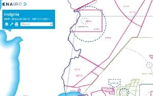 La nueva web ofrece información aeronáutica diversa en un único portal.