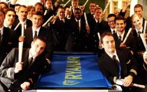 Ryanair cadetes