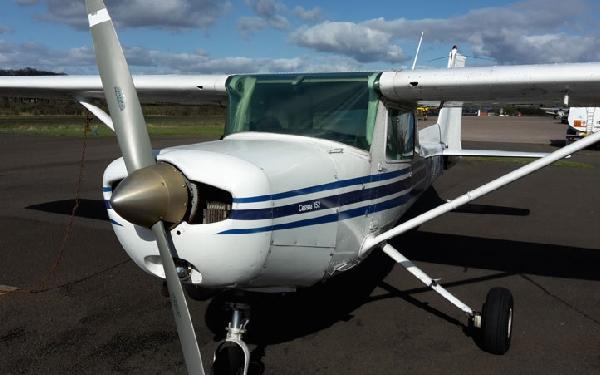 El C152 es un avión muy popular en aviación deportiva.
