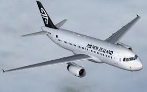 A320 Air New Zealand