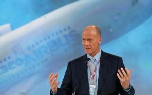 La marcha del CEO de Airbus, Tom Enders, posible desencadenante de la decisión.