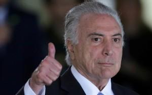 Temer no quiere perder el control sobre una de las más importantes industrias de Brasil.